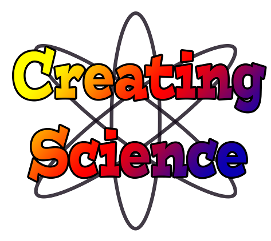 creating science logo